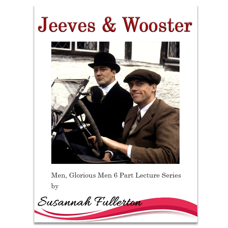 Lecture 5 - Jeeves & Wooster