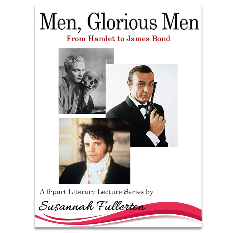 6-Part Lecture Series - Men, Glorious Men