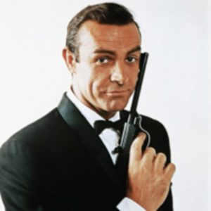 Sean Connery as James Bond: 1962–1971, 1983