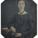 Photograph of of Emily Dickinson