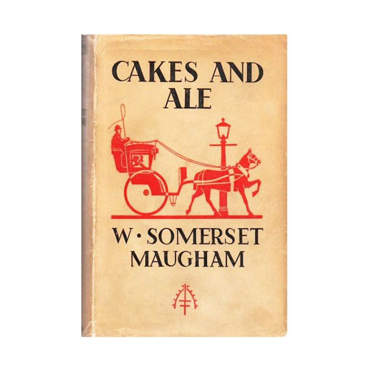 A Reader's Guide to W.Somerset Maugham & 'Cakes and Ale'