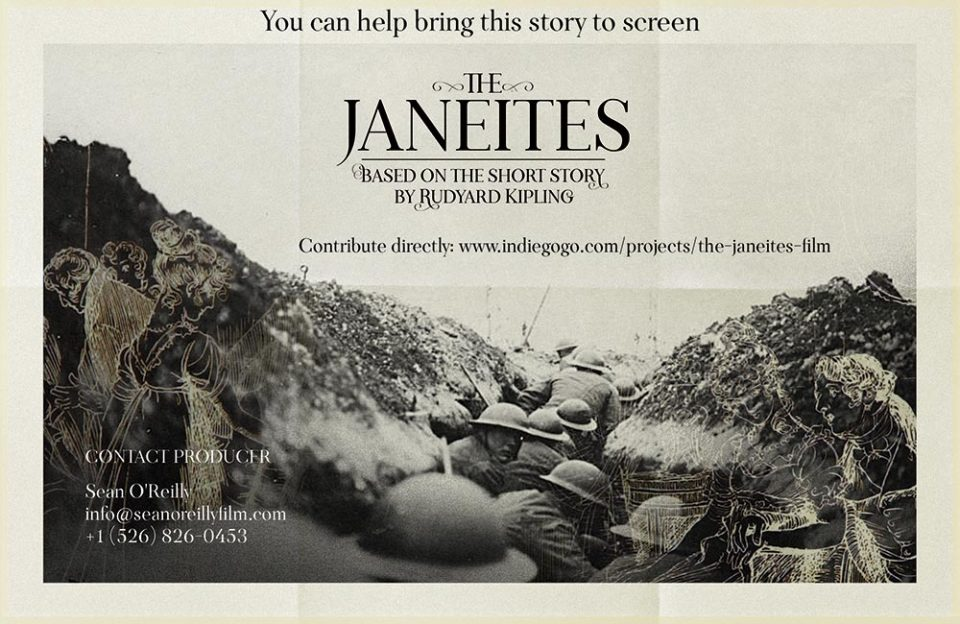 The-Janeites-poster