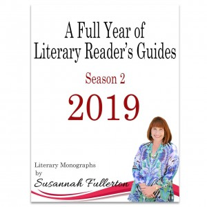 Full Year of Literary Reader's Guides 2019