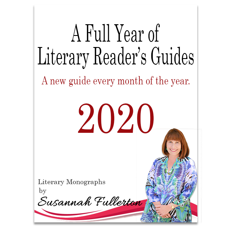A Full Year of Literary Reader's Guides 2020