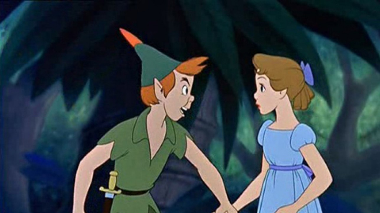 Lost Boys & Lost Girls, from Peter Pan (1953 Disney film)
