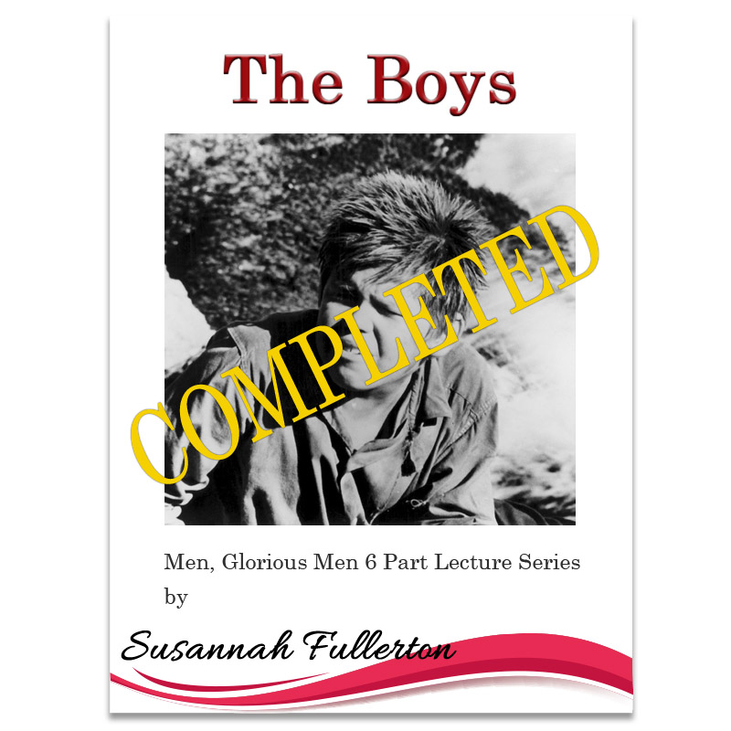 Lecture 3 - The Boys