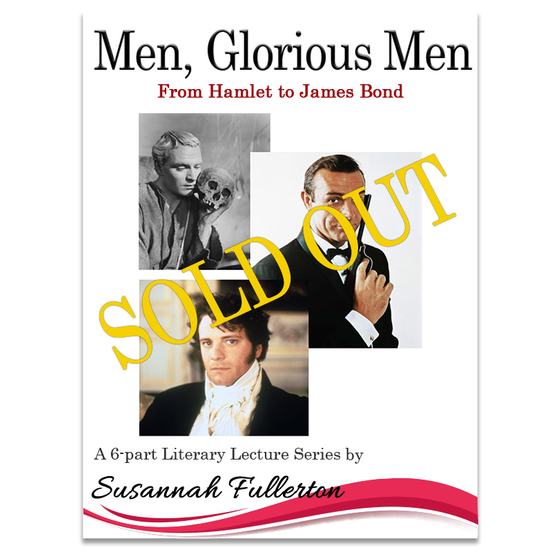 Lecture Series - Men, Glorious Men
