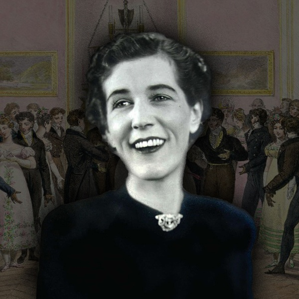 Video Talk: The inimitable Georgette Heyer - A tour of her Regency England