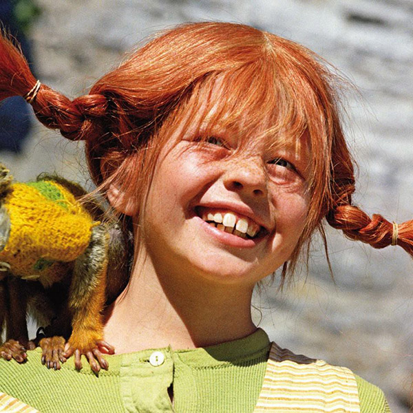 Video Talk: Pippi Longstocking