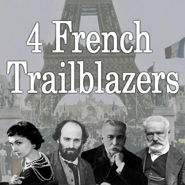 4 French Trailblazers