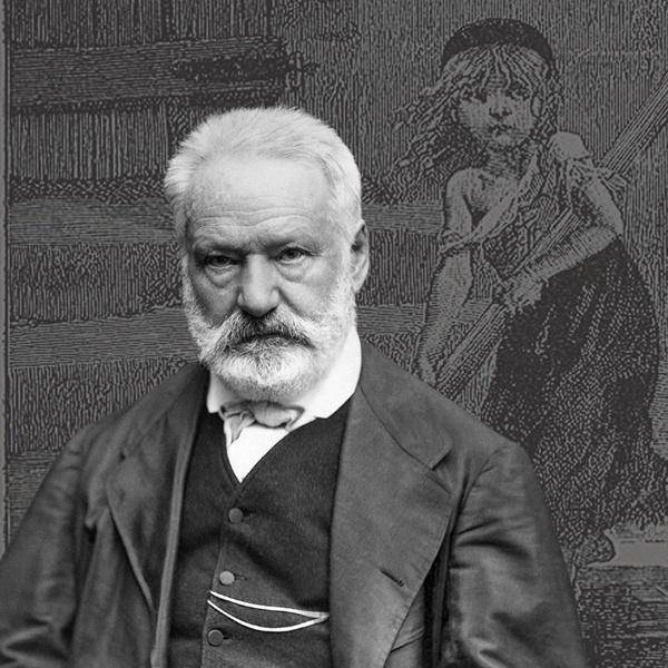 4 French Trailblazers - Victor Hugo
