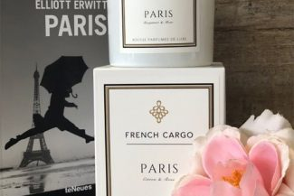 Paris candle by French Cargo