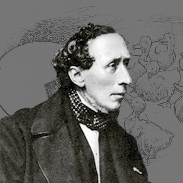 4 Scandi Trailblazers - Hans Christian Andersen