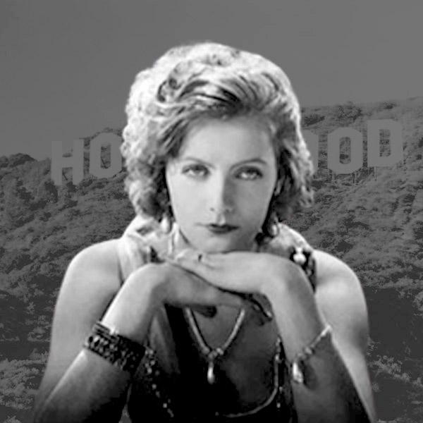 4 Scandi Trailblazers - Greta Garbo