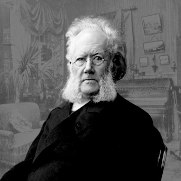 4 Scandi Trailblazers - Henrik Ibsen