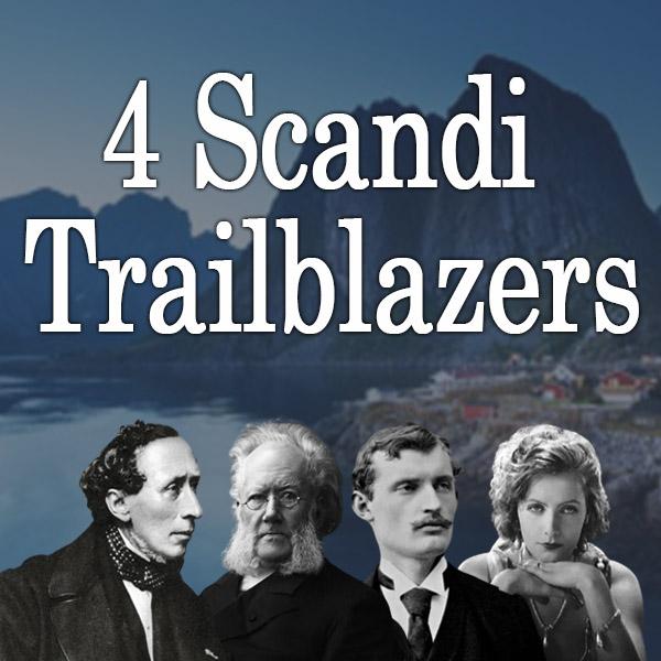 4 Scandi Trailblazers